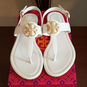 NWB. Tory Burch Bryce sandals. Size 6